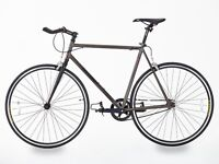 STEEL FIXED GEAR BIKE