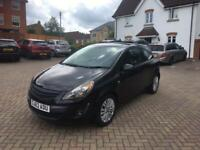2013 (63) VAUXHALL CORSA 1200cc 56.650 MILES FROM NEW FACELIFT.