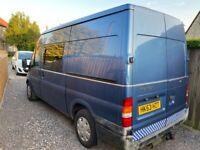 Ford, TRANSIT, Panel Van, 2003, Manual, 1998 (cc)