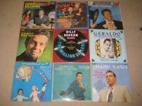 9 LPs Job Lot