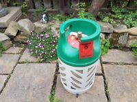 10 kilo gas bottle