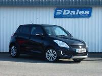 Suzuki Swift SZ4 4x4 1.2 - 5 Door (cosmic black zce) 2013