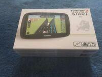 TomTom Start 50 SatNav - Brand New. Boxed and still wrapped