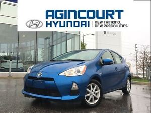 2014 Toyota Prius c Technology/NAVI/PUSH BUTTON/ONLY 43297KMS