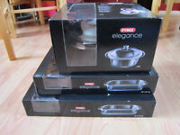 glass pyrex dishes brand new