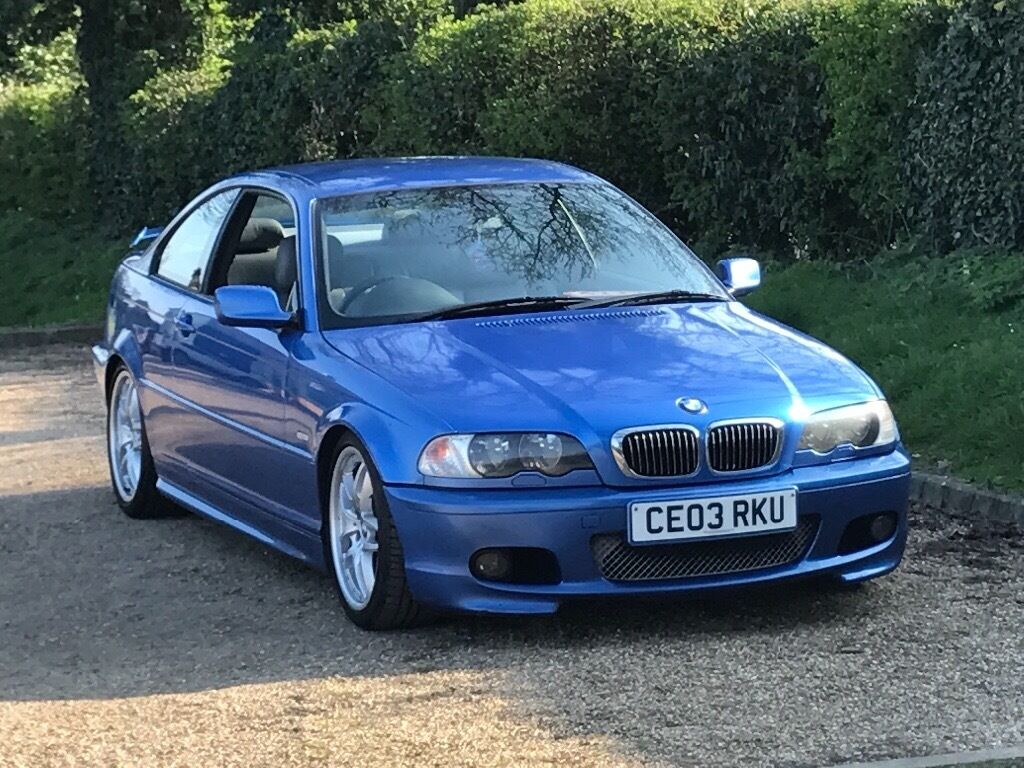 bmw e46 330ci clubsport 6 speed manual in beaconsfield buckinghamshire gumtree. Black Bedroom Furniture Sets. Home Design Ideas