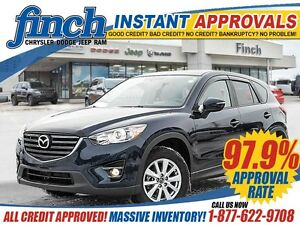 2016 Mazda CX-5***B-up Cam,AWD,Htd Seats***