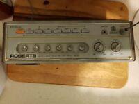 Roberts FM retro radio