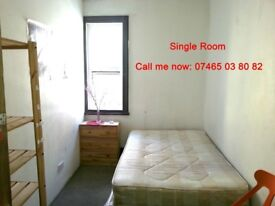 Available NOW! COOL SINGLE Room, MILE END, CENTRAL LONDON.