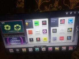 "For Sale LG 47"" fully Smart 3D Tv"