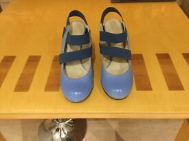 Ladies Audley high heel shoes size 40