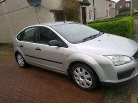 Ford Focus 1.8 TDCi LX 5dr***2005**Diesel** Facelift**1 Year MOT **Full no  Service  History**