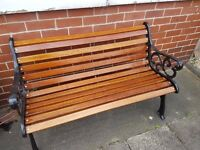 garden bench 4ft