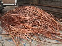 Scrap metal collection,free collection,copper,brass,AC UNITS,garage clearance