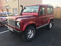 Land Rover 90 defender county sw 300 tdi
