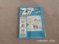 Zit Comics Early Editions. Issues 5,6, 7 and 24