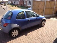 Ford KA very low mileage