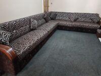 L Shape Corner Sofa For Sale Must Go
