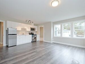 Modern, bright, 1 bedroom, 1 bathroom suite in Langford