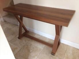 Wooden Console Table Hallway Side End Dressing Table