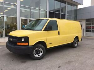 2004 Chevrolet Express - AS IS