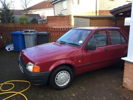 Classic ford orion for sale