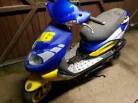 Tgb scooter