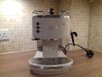 De'longhi icona vintage coffee/espresso/cappuccino maker