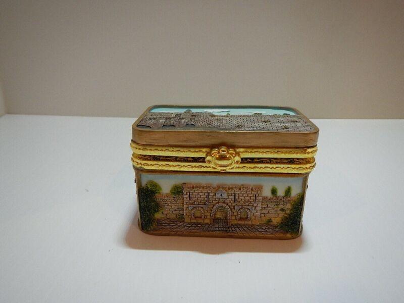 Jewish Expressions Jewelry Box
