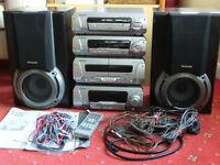 Technics CD Radio Tape HiFi Stereo System - Ascot Berkshire