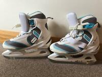 Ice skates size 6.5