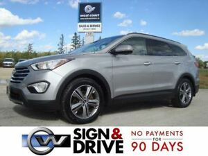 2013 Hyundai Santa Fe XL Limited AWD *Rear Captains Chairs/Panor