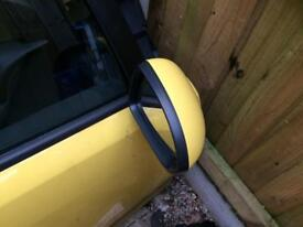 2010 Vauxhall corsa drivers side wing mirror