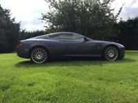 Aston Martin DB9 5.9 Seq 2dr Stunning Example.. 2006 coupe.. automatic.. 23.500 miles only..