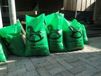 ROCKING HORSE MANURE IN SEALED BAGS