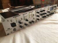 Focusrite pre amp voice master pro platinum.