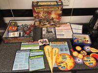 Warhammer 40k 2nd edition and dark millennium mix