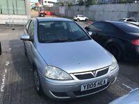 Vauxhall Corsa 2005-VeryLow mileage-Long MOT-Excellent car