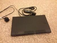 Samsung DVD player with remote & scart lead