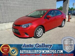 2016 Toyota Corolla LE*Only 1,056 kms!