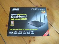 Asus Gigabit Router Dual-band Wireless-N900