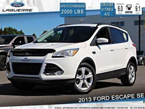 2013 Ford Escape SE**BLUETOOTH*CRUISE*2.0L*GR. ÉLECTRIQUE**