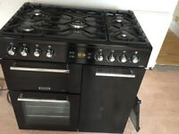 Leisure gas range cooker