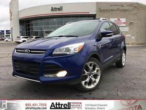 2013 Ford Escape Titanium. Smart Key, Navigation, Park Assist