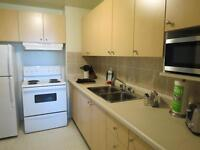 One, two and three bed apts in Kitchener - beside Fairview Mall!