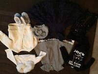 Baby clothes bundle mamas and papas h&m like new