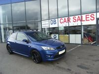 2010 59 FORD FOCUS 2.5 ST-3 3D 223 BHP***GUARANTEED FINANCE***PART EX WELCOME***