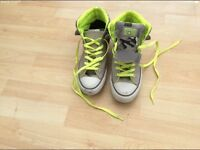 Converse new size 9