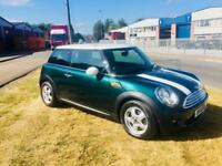 MINI HATCH 1.6 COOPER, 1 Former Keeper, Good Service History, MOT March 2019 (green) 2010