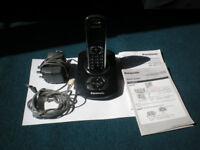 Panasonic KX-TG8321E Cordless Digital Telephone With Answering Machine in Hemel Hempstead